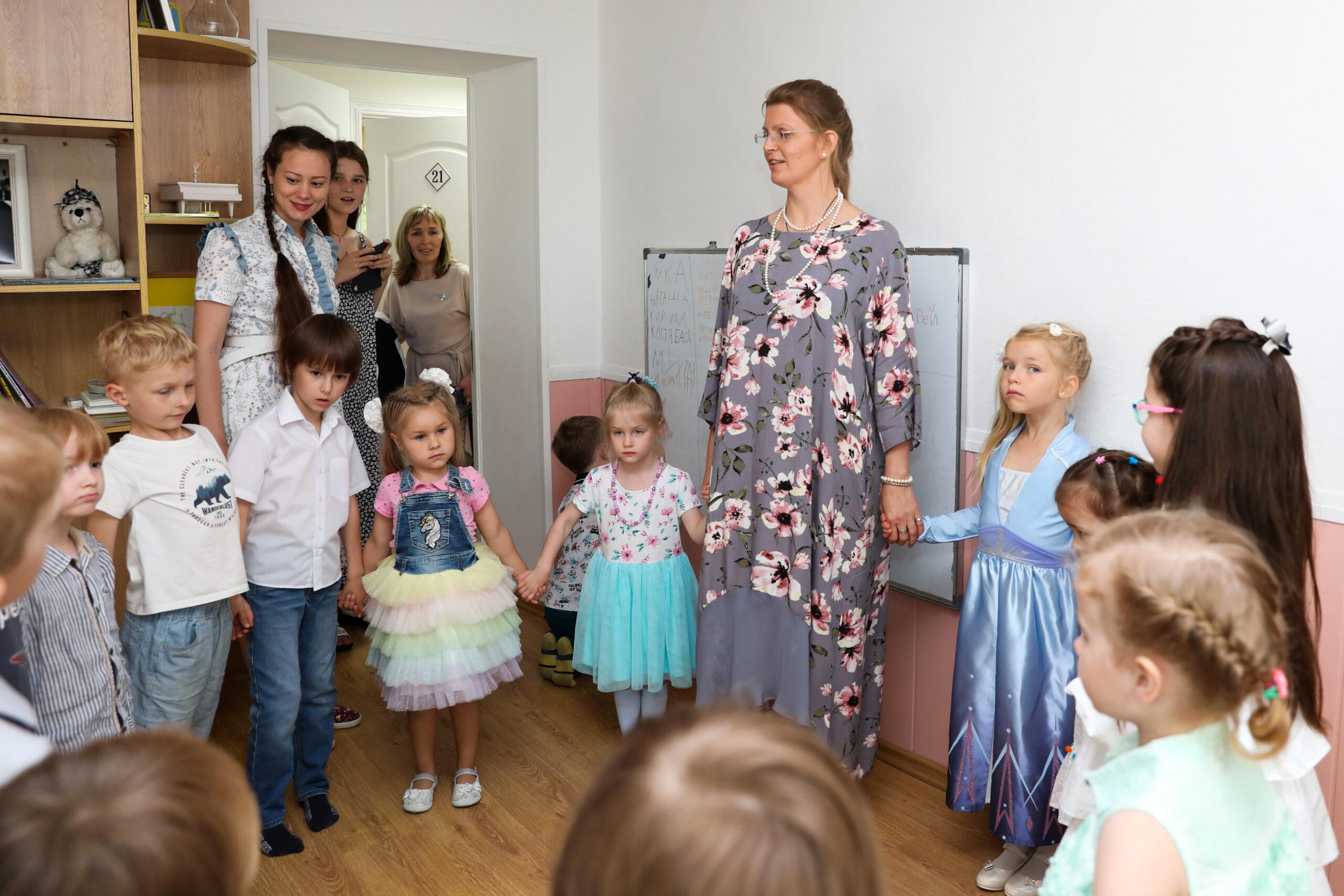 детский сад Создание во Владивостоке